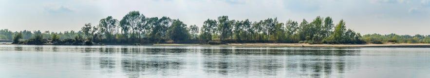 Rivière de côte Photos libres de droits