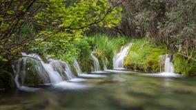 Rivière de Cabriel images stock