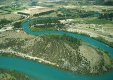 Rivière de Clutha Photographie stock libre de droits