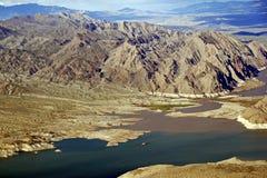 Rivière de couleur, Arizona, Etats-Unis Image libre de droits
