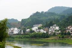 Rivière de Dengyuan image libre de droits