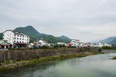 Rivière de Dengyuan photos stock