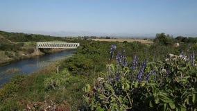 Rivière de Gamtoos banque de vidéos