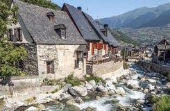 Rivière de Garona Photographie stock
