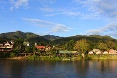 Rivière de Kok Photo stock