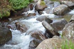 Rivière de l'Indonésie Photo libre de droits