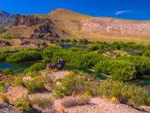 Rivière de Limay image stock