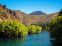 Rivière de Limay photographie stock