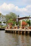 Rivière de Melaka Photos libres de droits