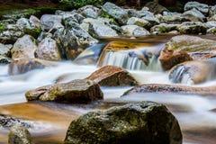 Rivière de Mumlava Photographie stock libre de droits