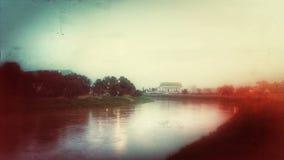 Rivière de Nan Image libre de droits