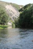 rivière de nature Images libres de droits