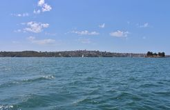 Rivière de Parramatta Photos libres de droits