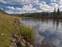 Rivière de Rancheria Image libre de droits