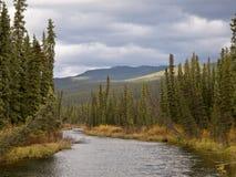 Rivière de Rancheria Image stock