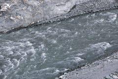 Rivière de roche images libres de droits