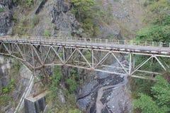 Rivière de Semeru Photo stock