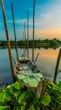 Rivière de Siak photos stock
