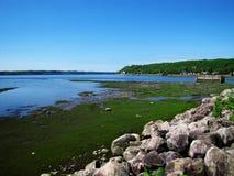 Rivière de St Laurent Photos libres de droits