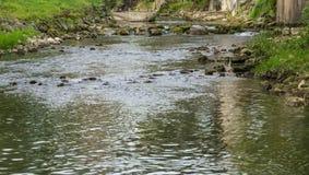 Rivière de Venoge Image stock