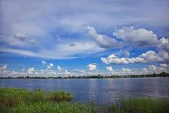 Rivière de Volkhov Photo libre de droits