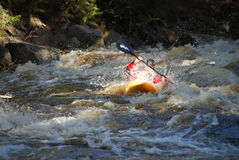 Rivière de Vydra Photos libres de droits