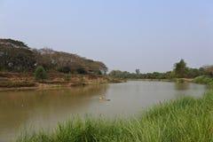 Rivière de Yom Images stock
