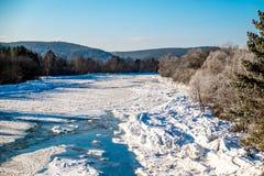 Rivière de Yuryuzan Photos libres de droits