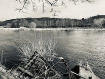 Rivière Dee photographie stock
