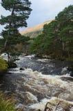 Rivière Dochart Images libres de droits
