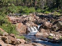 Rivière du sud de Yuba Photographie stock libre de droits