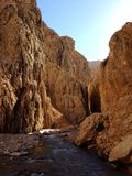 Rivière et les roches photographie stock libre de droits