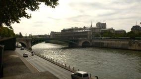 Rivière et pont de Cambridge photos stock