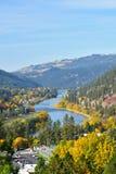 Rivière Idaho Etats-Unis de Clearwater Photos libres de droits