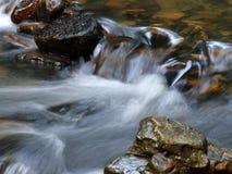 Rivière indienne du nord Unicoi Tennessee photos stock