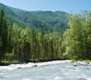 Rivière Kucherla Images libres de droits