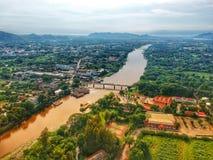 Rivière Kwai images libres de droits