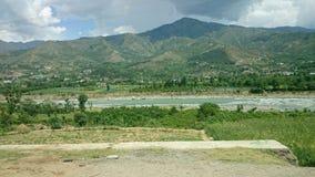 Rivière Sawat photographie stock libre de droits