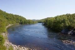 Rivière Titovka Photographie stock libre de droits