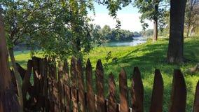 Rivière Una Image libre de droits