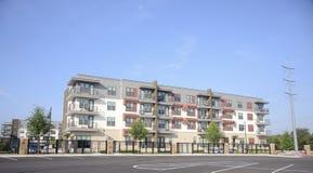 Rivière Vue Apartments, Fort Worth, le Texas images stock