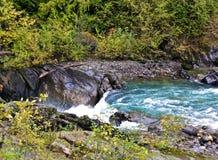 Rivière Whistler image libre de droits
