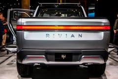 Rivian R1T Pickup truck