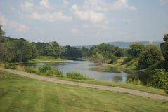 Rivier 2 van Susquehanna royalty-vrije stock foto