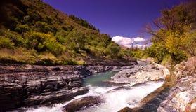 Rivier in Bolivië royalty-vrije stock fotografie