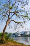 Rivier Kwai Royalty-vrije Stock Afbeeldingen
