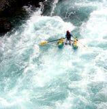 Rivier Rafting Royalty-vrije Stock Afbeelding