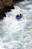 Rivier Rafting Royalty-vrije Stock Foto's