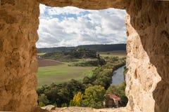 Rivier van het kasteel Royalty-vrije Stock Fotografie