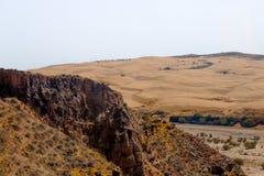 Rivier van woestijn Royalty-vrije Stock Foto's